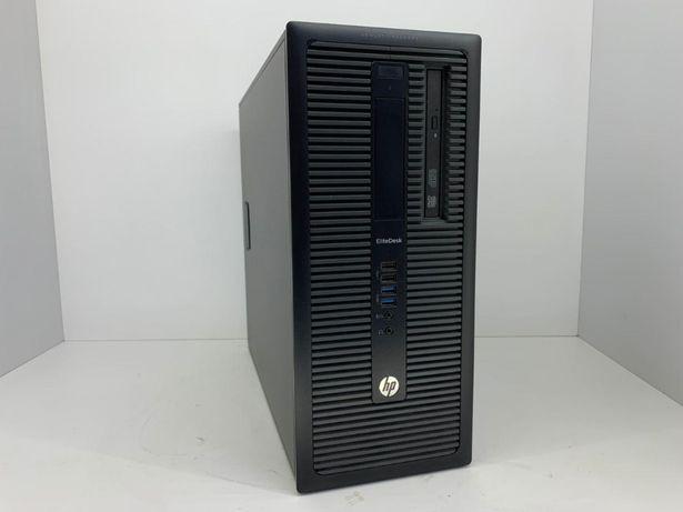 Игровой компьютер HP 800 G1 (i7-4770/16Gb DDR3/240Gb SSD/RX570-4Gb)