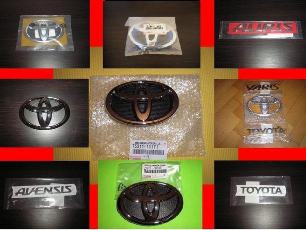 EMBLEMAT LOGO Toyota Yaris Auris Corolla Avensis Verso Prius RAV4 inne