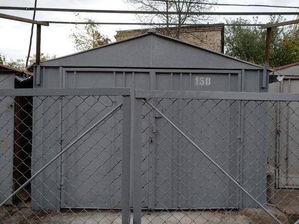 Сдам в долгосрочную аренду металл-гараж утепленный с евроремонтом