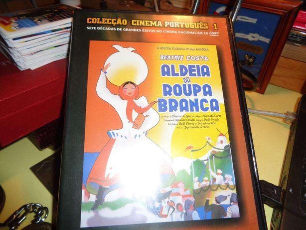 DVD Aldeia da Roupa Branca Beatriz Costa