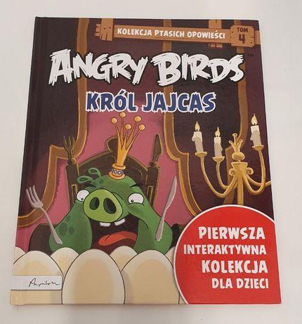 Książka - Angry Birds nr. 4