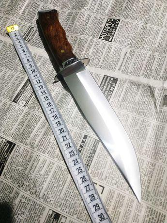 Продам мощный нож Ручной работы новый сталь 95х18 для кухни
