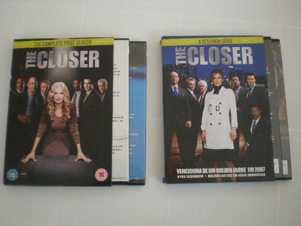The Closer - série 1 e série 2