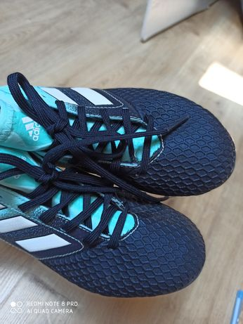 Korki Adidas r 33 stan idealny