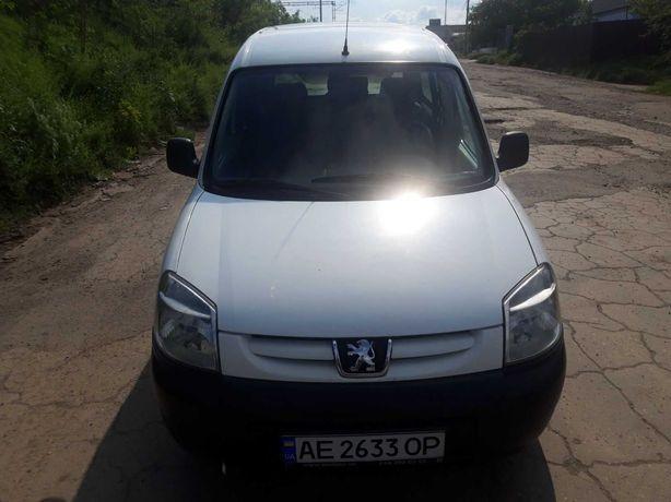 Peugeot Partner пассажир