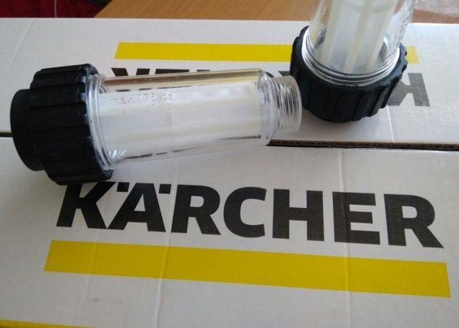 Сетка фильтр водяной для Karcher керхер фільтр сіточка катридж