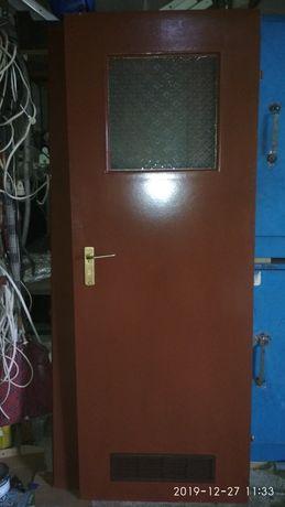Drzwi łazienkowe 70 cm.