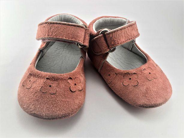 Sapatos Balancê Pink-Flower Rosa