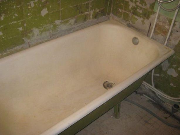 Чугунная ванна бу