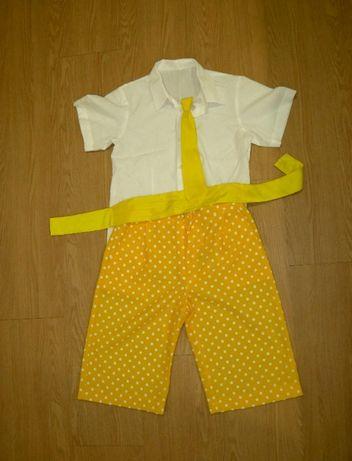 Disfarce traje menino portes incluidos
