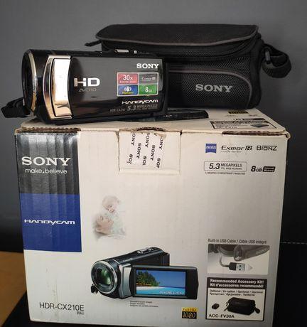 Kamera Sony  HDR-CX210E jak Nowa + Gratisy , wysyłka