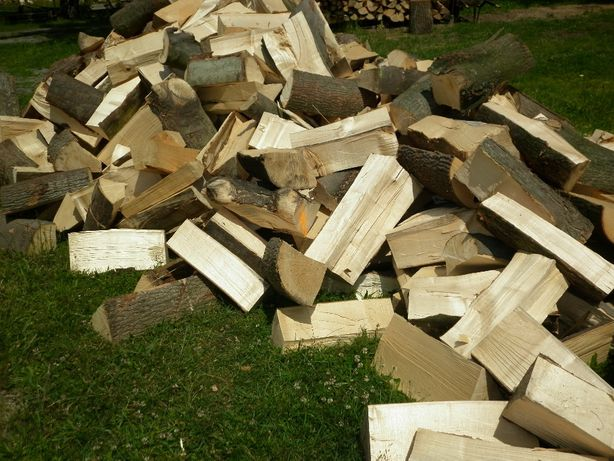 Drewno kominkowe i opałowe klon 40cm