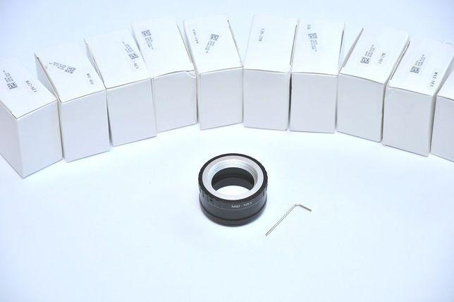 М42-NEX Адаптер, переходник SONY Nex E-mount Металл Переходное кольцо