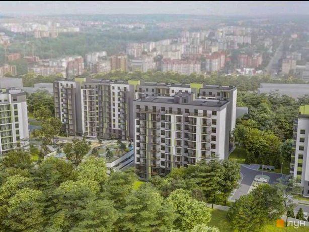 Простора 2-ох кімнатна квартира на Дубово в новобудові TOP