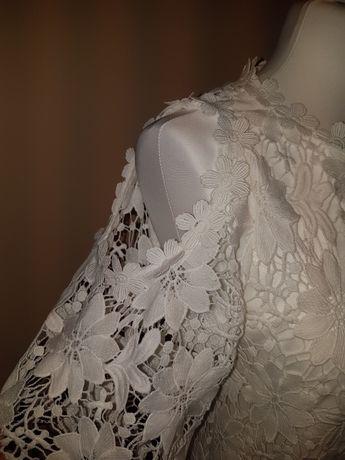 Nowa sukienka koronkowa