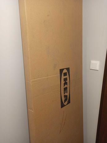 Obudowa obud szafy, biała szafa Ikea Pax 75x58x236 cm