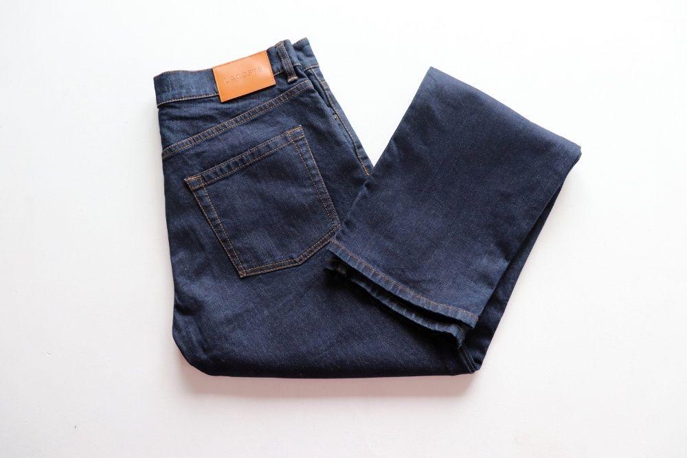 Spodnie męskie jeansy LACOSTE W34 L34. Idealne, jak nowe! Węgierska Górka - image 1