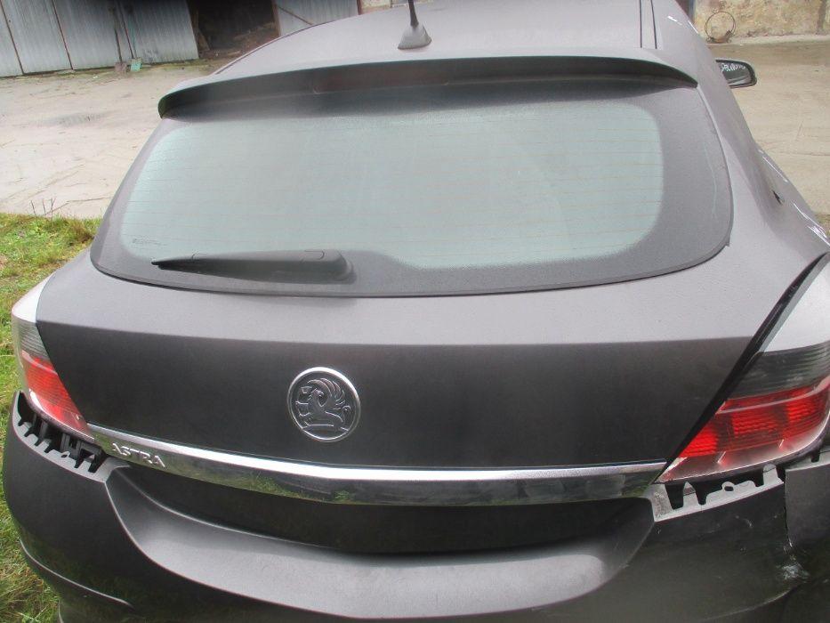 Opel Astra III H GTC klapa bagażnika Z177 idealna