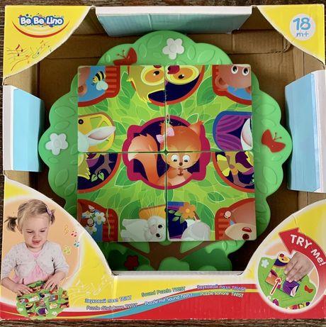 Мызыкальная развивающая игрушкс