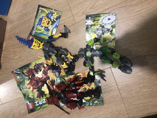 Лего Hero Factory оригинал