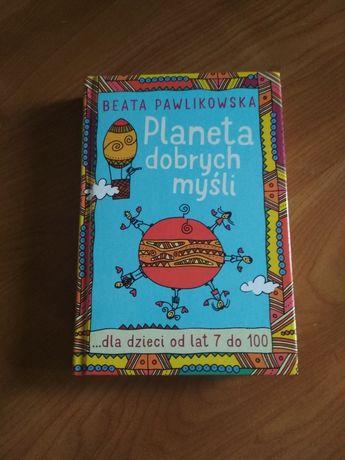Książka Planeta dobrych myśli Beata Pawlikowska