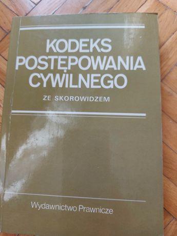 Wyprzedaż podręcznik kodeks postępowania cywilnego
