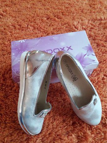 Новые туфли кожа 19 см 30 размер