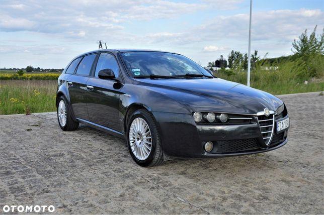 Alfa Romeo 159 2008, 1.9 Jtd, 150 Km, Klima, Bezwypadkowa,