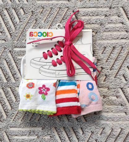 Носки для девочки, подарочный набор, детские носки