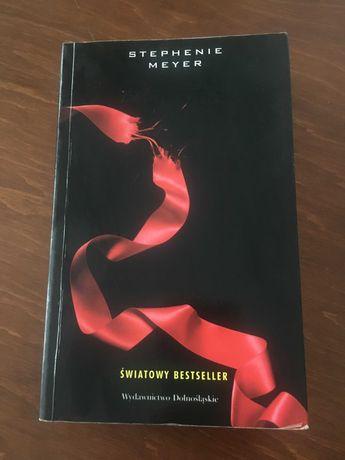 Zaćmienie Stephenie Meyer Zmierzch część 3