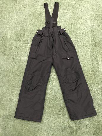 Теплые зимние штаны