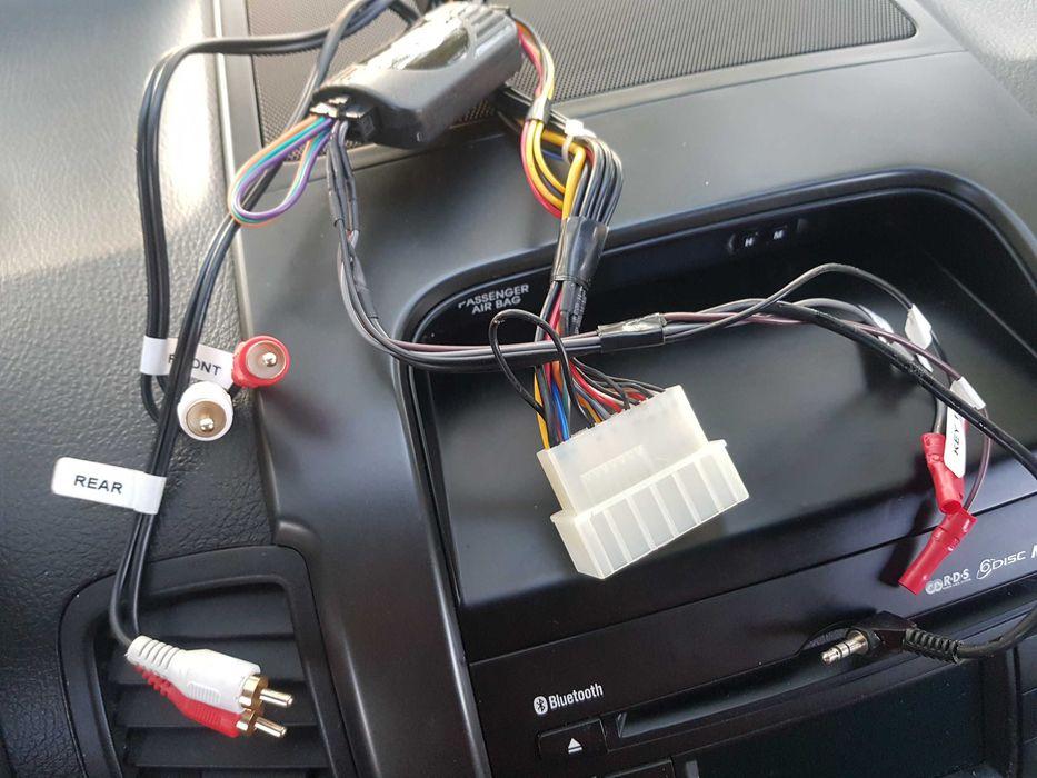 Адаптер,ISO переходник кнопок руля Santa Fe 2006-2012 Иванков - изображение 1