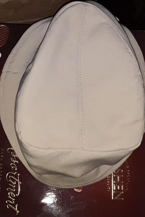 Светлая  дамская шляпка Могилев-Подольский - изображение 1