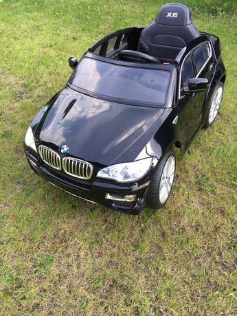 Autko na akumulator BMW x6