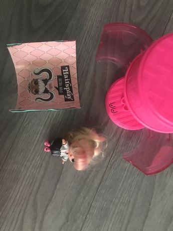 Кукла лол оригинал в капсуле Hairplay ultra hold