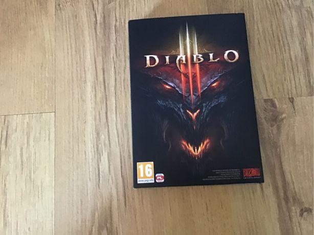Diablo 3 III Box