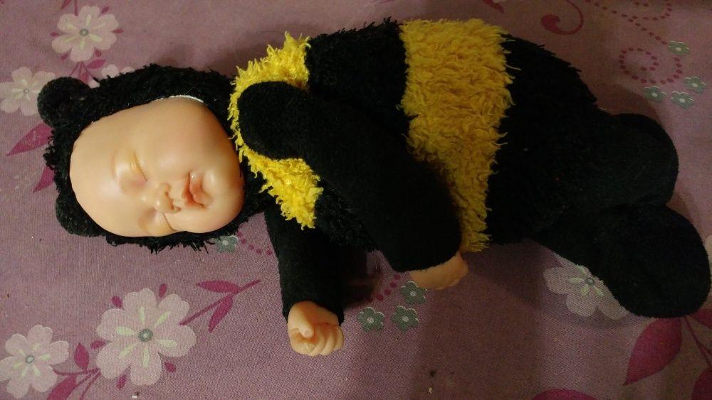 Кукла сплюшка Анне Геддес,Anne Geddes,пчела. Киев - изображение 1