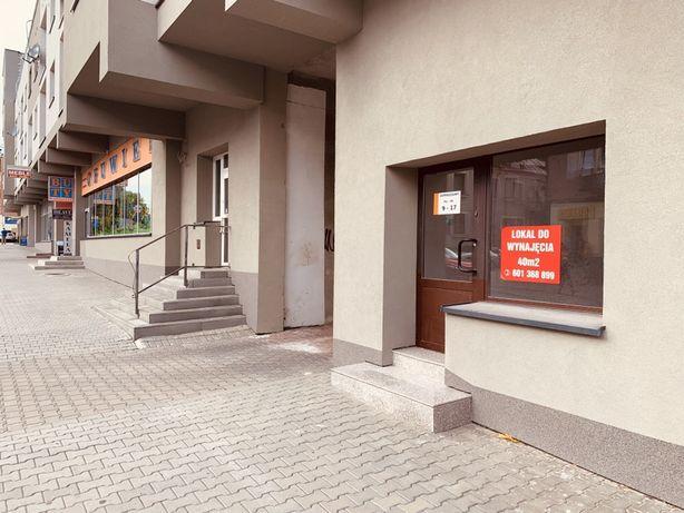 Do wynajęcia Lokal w centrum Kraśnika