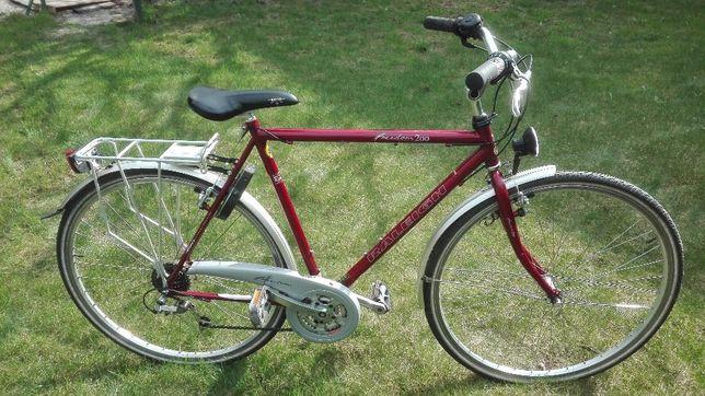 Niemiecki rower turystyczny Raleigh