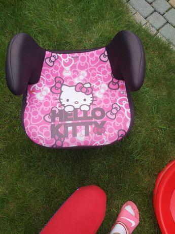 Podkladka na fotel samochodowy Hello Kitty.