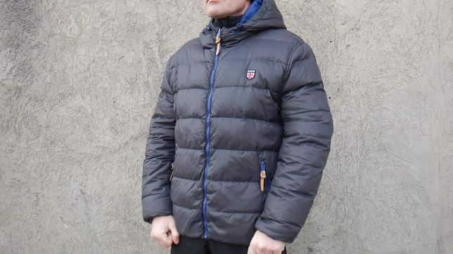 Мужской пуховик Pepe Jeans nike h & m Columbia
