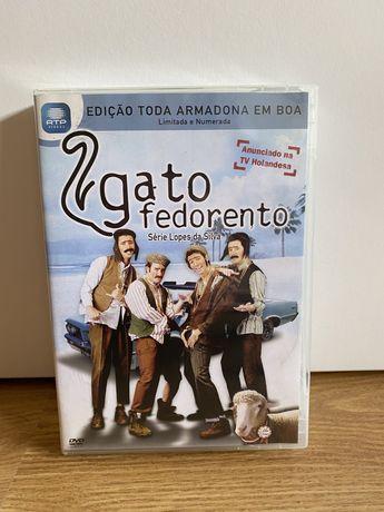 Dvd Gato Fedorento série Lopes da Silva