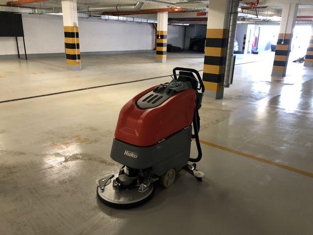 Mycie Garaży i Parkingów Podziemnych