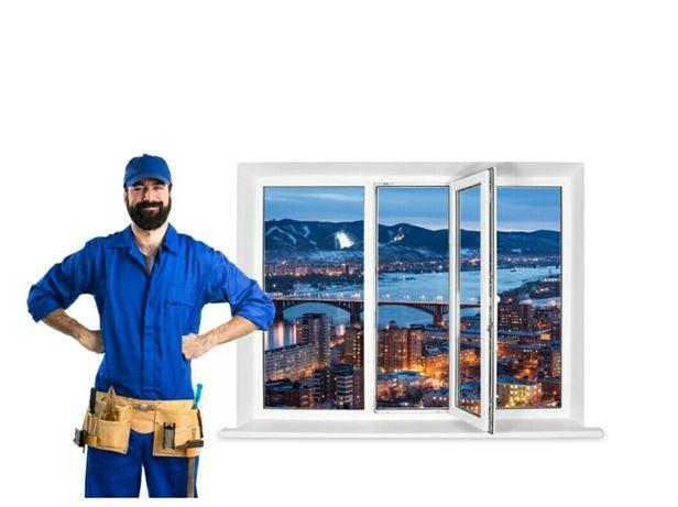 Регулювання   монтаж   металопластикових вікон та дверей