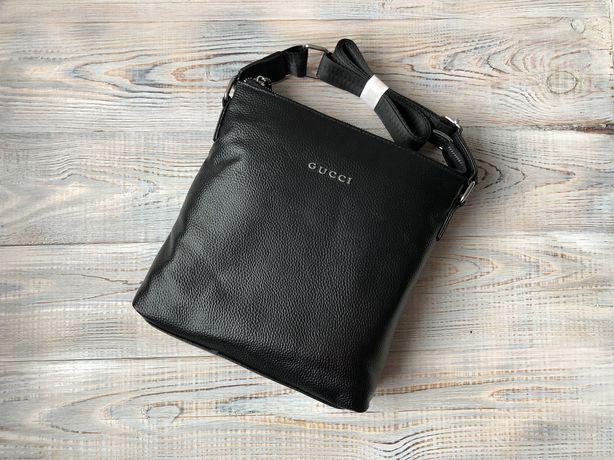 Мужская сумка барсетка Gucci Гуччи