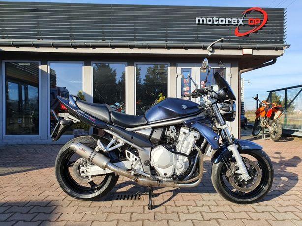 SUZUKI GSF1250 GSF 1250 BANDIT ABS Motorex DP Gniezno
