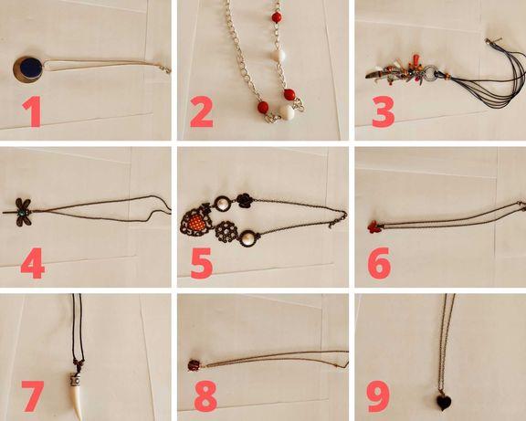 colares variados