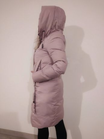 Жіночий зимовий пуховик