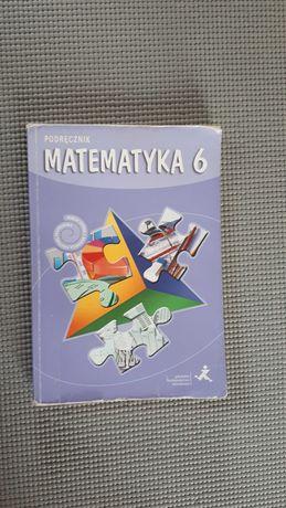 Matematyka 6 podręcznik GWO