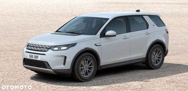 Land Rover Discovery Sport 2.0D I4 150 KM AWD Auto Standard...